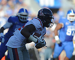 Ole Miss' Brandon Bolden (34) vs. Kentucky at Commonwealth Stadium in Lexington, Ky. on Saturday, November 5, 2011. ..