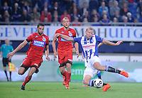 VOETBAL: HEERENVEEN: Abe Lenstra Stadion, 20-09-2016, sc Heerenveen - De Graafschap, uitslag 5-1, Henk Veerman, ©foto Martin de Jong