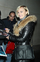 JAN 22 Malin Akerman at NBC's Today Show