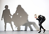 King Lear <br /> by William Shakespeare<br /> directed by Deborah Warner <br /> at the Old Vic Theatre, London, Great Britain <br /> 2nd November 2016 <br /> <br /> <br /> <br /> Jane Horrocks as Regan <br /> <br /> <br /> <br /> <br /> Photograph by Elliott Franks <br /> Image licensed to Elliott Franks Photography Services