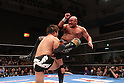 "(L-R) KAI, o""¡OEh?i/Keiji Muto,..SEPTEMBER 20, 2010 - Pro Wrestling :..All Japan Pro-Wrestling event at Korakuen Hall in Tokyo, Japan. (Photo by Yukio Hiraku/AFLO)"