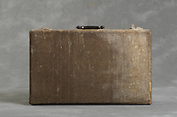 Willard Suitcases / Mary R<br /> &copy;2013 Jon Crispin<br /> ALL RIGHTS RESERVED