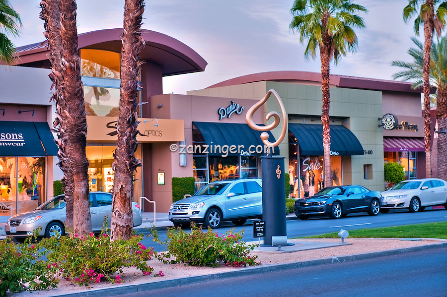 El paseo drive palm desert ca boutiques david for Shopping in palm springs ca