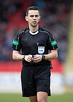 St Johnstone v Dundee&hellip;11.03.17     SPFL    McDiarmid Park<br />Referee Andrew Dallas<br />Picture by Graeme Hart.<br />Copyright Perthshire Picture Agency<br />Tel: 01738 623350  Mobile: 07990 594431