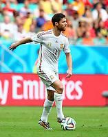 Xabi Alonso of Spain