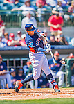 4 March 2016: Houston Astros infielder Carlos Correa in action during a Spring Training pre-season game against the St. Louis Cardinals at Osceola County Stadium in Kissimmee, Florida. The Astros defeated the Cardinals 6-3 in Grapefruit League play. Mandatory Credit: Ed Wolfstein Photo *** RAW (NEF) Image File Available ***