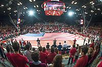 Stanford Basketball M vs Colorado, February 2, 2017