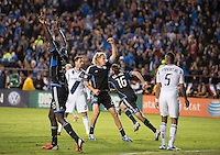 San Jose Earthquakes vs LA Galaxy, November 7, 2012