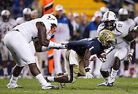 University of South Florida Bulls vs University of Pittsburgh Panthers