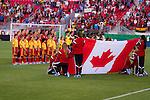 Canada vs Ghana - August 5-2014 - U20 WWC