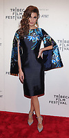 NEW YORK, NY - April 21: Iris Mittenaere  attends the premiere of 'The Handmaid's Tale' during Tribeca Film Festival at BMCC Tribeca PAC on April 21, 2017 in New York City.@John Palmer / Media Punch