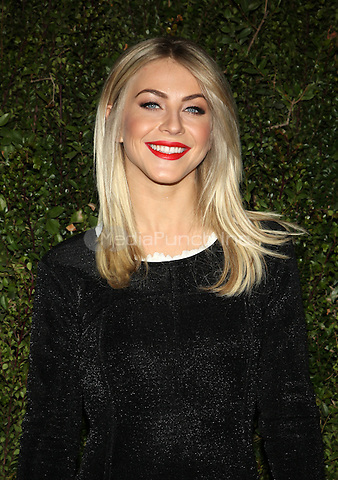 """BEVERLY HILLS, CA - JANUARY 14: Julianne Hough at Chanel Dinner Celebrating The Release Of Drew Barrymore's New Book """"Find It In Everything"""" on  January 14, 2014 at Chanel Boutique, California. Credit: RTNUPA/MediaPunch"""