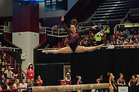 Stanford Gymnastics W, Pac12 Championships Session 1, March 18, 2017