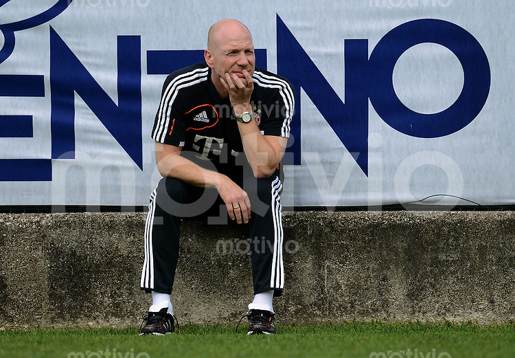 Fussball 1. Bundesliga:  Saison  Vorbereitung 2012/2013     Trainingslager des FC Bayern Muenchen 20.07.2012 Sportvorstand Matthias Sammer