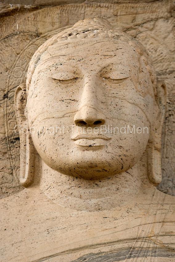 Polonnaruwa, Gal Vihara   threeblindmen photography
