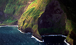 North coast of Molokai