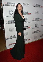 BEVERLY HILLS, CA. October 14, 2016: Sonia Braga at the 30th Annual American Cinematheque Award gala honoring Ridley Scott &amp; Sue Kroll at The Beverly Hilton Hotel, Beverly Hills.<br /> Picture: Paul Smith/Featureflash/SilverHub 0208 004 5359/ 07711 972644 Editors@silverhubmedia.com
