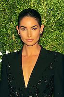 NEW YORK, NY - OCTOBER 17: Lily Aldridge at the God's Love We Deliver Golden Heart Awards on October 17, 2016 in New York City. Credit: John Palmer/MediaPunch