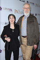 NEW YORK, NY April .18, 2017 Anna Stuart, James Cromwell attend Survival Pictures and Open Road in partnership with Ambassador Zohrab Mnatsakanyan, Permanent Representative of Armenia to the United Nations host a special screening of The Promise  at the Paris Theatre in New York April 19,  2017. <br /> CAP/MPI/RW<br /> &copy;RW/MPI/Capital Pictures