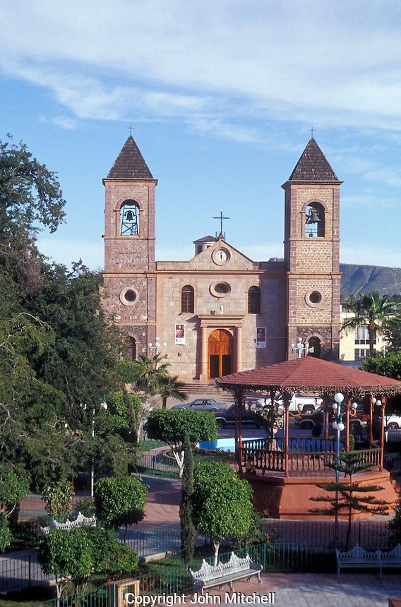 Stock photo of la paz baja california mexico john for Bodytech cali jardin plaza
