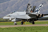 Swiss F-18 Hornet with tiger paint scheme. Nato Tiger Meet is an annual gathering of squadrons using the tiger as their mascot. While originally mostly a social event it is now a full military exercise. Tiger Meet 2012 was held at the Norwegian air base Ørlandet.
