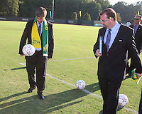 FIFA inspection visit September 07 2010