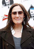 3 March 2007: Celebrity Ricki Lake arrives at the World Poker Tour Invitational for the fifth annual tournament at the Commerce Casino in Los Angeles, CA.