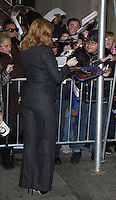 NEW YORK, NY November 14:Christina Hendricks at AOL BUILD  to talk about his new movie Bad Santa 2 in New York City.November 14, 2016. Credit:RW/MediaPunch