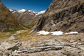 Gertrude Saddle, Fiordland, New Zealand