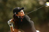 Apr. 1, 2006; Rancho Mirage, CA, USA; Michelle Wie tees off during the 3rd round of the Kraft Nabisco Championship at Mission Hills Country Club. ..Mandatory Photo Credit: Darrell Miho.Copyright © 2006 Darrell Miho .