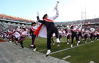 Oct 23, 2010; Charlottesville, VA, USA;  Virginia Cavaliers band before the game against the Eastern Michigan Eagles at Scott Stadium.  Virginia won 48-21. Mandatory Credit: Andrew Shurtleff