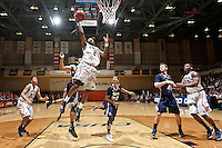 SAN ANTONIO, TX - JANUARY 30, 2014: The Rice University Owls versus the University of Texas at San Antonio Roadrunners Men's Basketball at the UTSA Convocation Center. (Photo by Jeff Huehn)