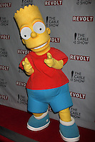 Bart Simpson<br /> at the NCTA's Chairman's Gala Celebration of Cable with REVOLT, The Belasco Theater, Los Angeles, CA 04-30-14<br /> David Edwards/DailyCeleb.Com 818-249-4998