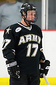 Mike Santee (Army - 17) - The host Colgate University Raiders defeated the Army Black Knights 3-1 in the first Cape Cod Classic on Saturday, October 9, 2010, at the Hyannis Youth and Community Center in Hyannis, MA.