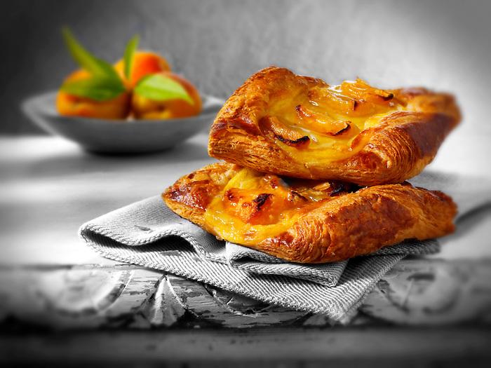 Apricot Pastries