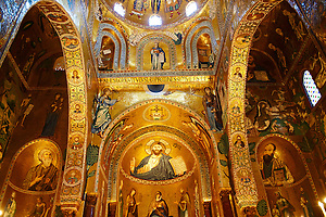 Picture of The Palatine Chapel, Palermo, Sicily