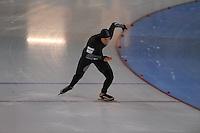 SCHAATSEN: GRONINGEN: Sportcentrum Kardinge, 17-01-2015, KPN NK Sprint, Manon Kamminga, ©foto Martin de Jong