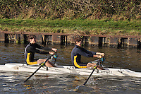 313 BRY Bryanston. Wycliffe Small Boats Head 2011. Saturday 3 December 2011. c. 2500m on the Gloucester Berkeley Canal