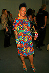 Jaeanise Aviles After attending the Naeem Khan Runway Fashion Show - Mercedes-Benz New York Fashion Week at Lincoln Center 9/11/12