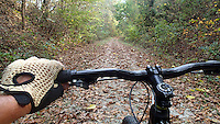 NWA Democrat-Gazette/FLIP PUTTHOFF <br /> Frisco Highline Trail offers a fine bike ride       Oct. 23 2016    in southwest Missouri between Springfield and Bolivar.