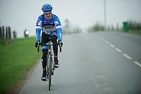 Paris-Roubaix 2012 recon ..Tyler Farrar