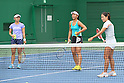 Tennis : Japan women prepare for Rio