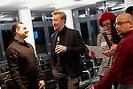 6.10.2013, Berlin, Amano Rooftop Conference Center. High-Tech Forum Berlin.