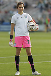 11 April 2009: Chicago's Lydia Williams (AUS). The Washington Freedom played the Chicago Red Stars to a 1-1 tie at the Maryland SoccerPlex in Boyds, Maryland in a regular season Women's Professional Soccer game.
