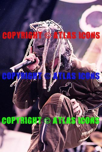 Slipknot Live 1999-2001