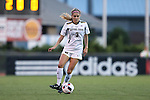 22 September 2016: Notre Dame's Natalie Ward. The North Carolina State University Wolfpack hosted the University of Notre Dame Fighting Irish at Dail Soccer Field in Raleigh, North Carolina in a 2016 NCAA Division I Women's Soccer match. Notre Dame won the game 1-0.