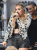 NEW YORK, NY - JULY 1: Rachel Platten performs on NBC's 'Today' at Rockefeller Plaza on July 1, 2016 in New York City. Credit: John Palmer / MediaPunch