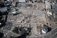 1997 January 14..Redevelopment..Macarthur Center.Downtown North (R-8)..LOOKING WEST...NEG#.NRHA#..