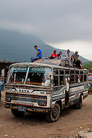 General views and village life in Gangate Village,  Sathakhani Bidishi, Surkhet district, Western Nepal, on 30th June 2012. In Surkhet, StC partners with Safer Society, a local NGO which advocates for child rights and against child marriage.  Photo by Suzanne Lee for Save The Children UK