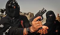 11/09/09 Woman Afghan police